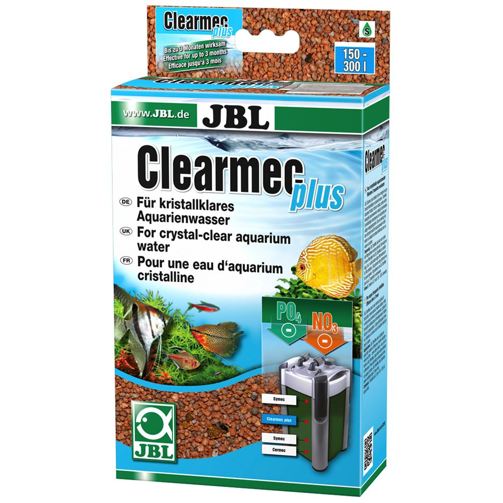 JBL ClearMec plus - 600ml / 450g