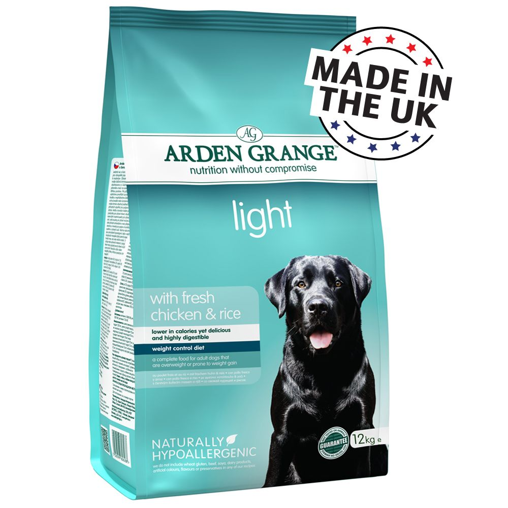 Foto Arden Grange Adult Light Pollo & Riso - 12 kg