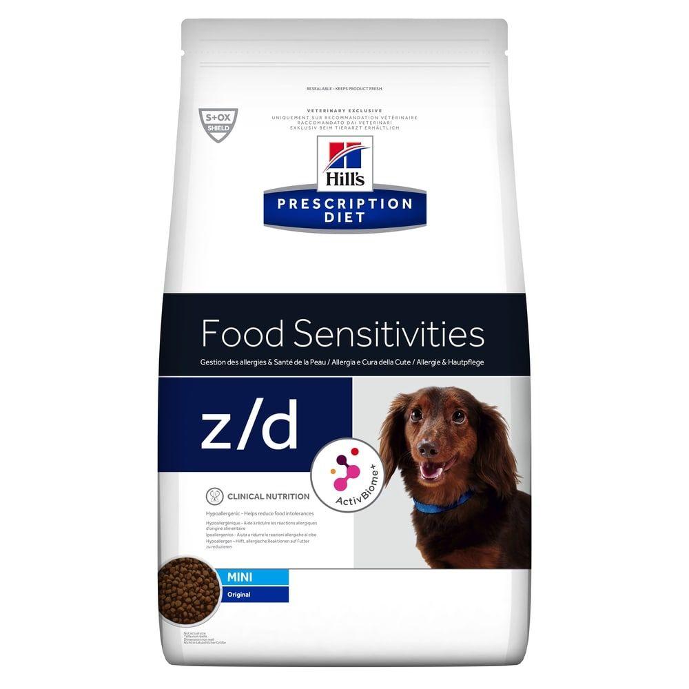 Hill's Prescription Diet Canine z/d Mini Food Sensitivities Original - 6kg