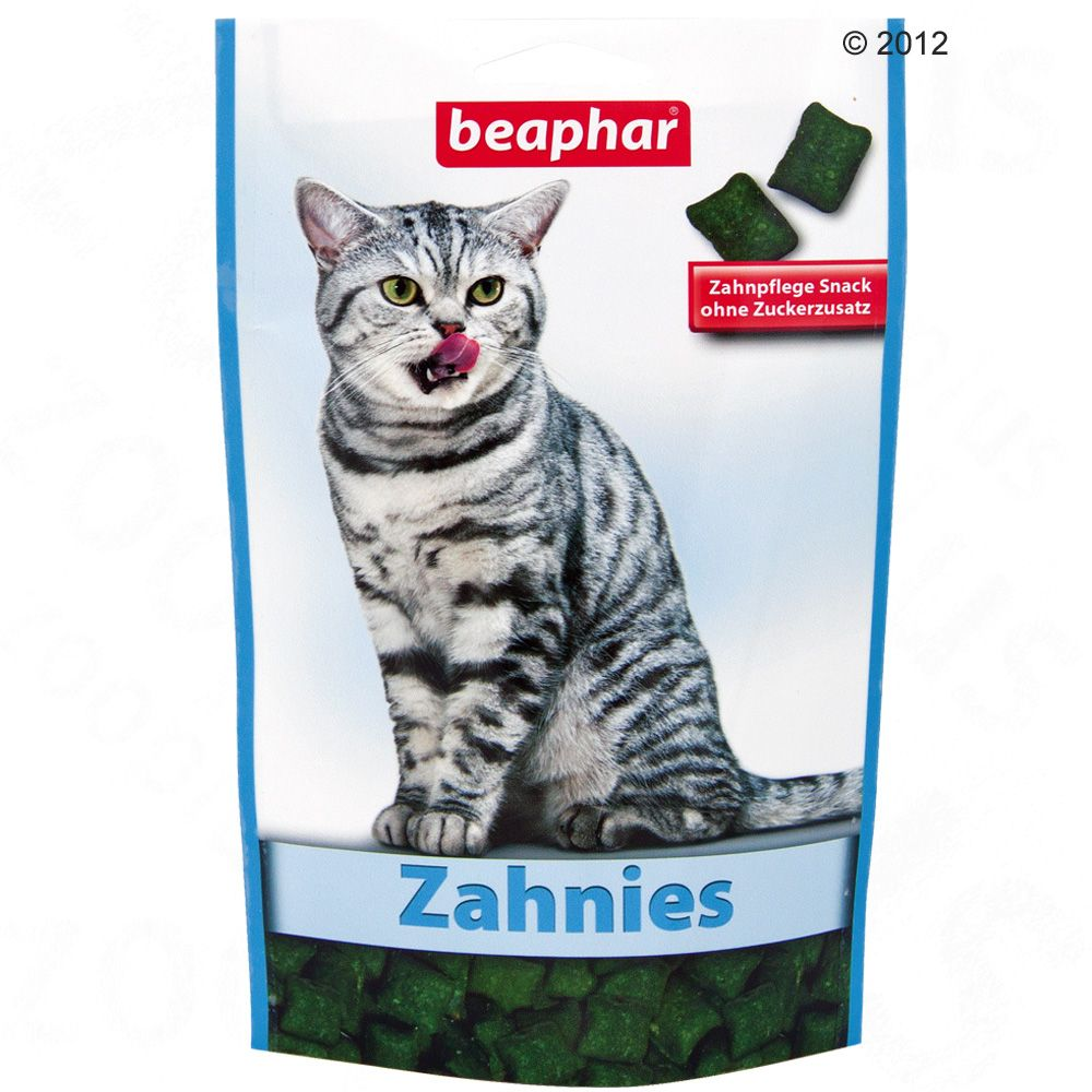 beaphar Zahnies Dental Cat Treats]