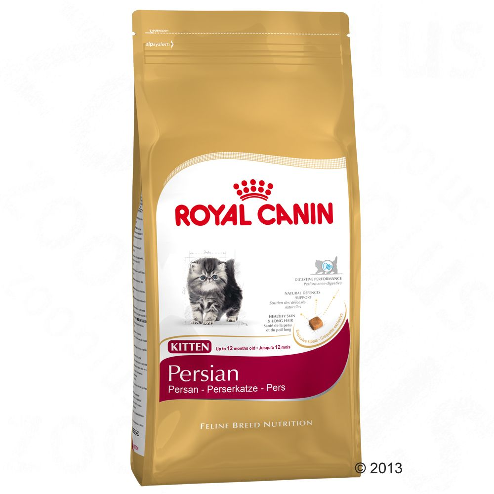 Royal Canin Persian Kitten - Sparpaket: 2 x 4 kg