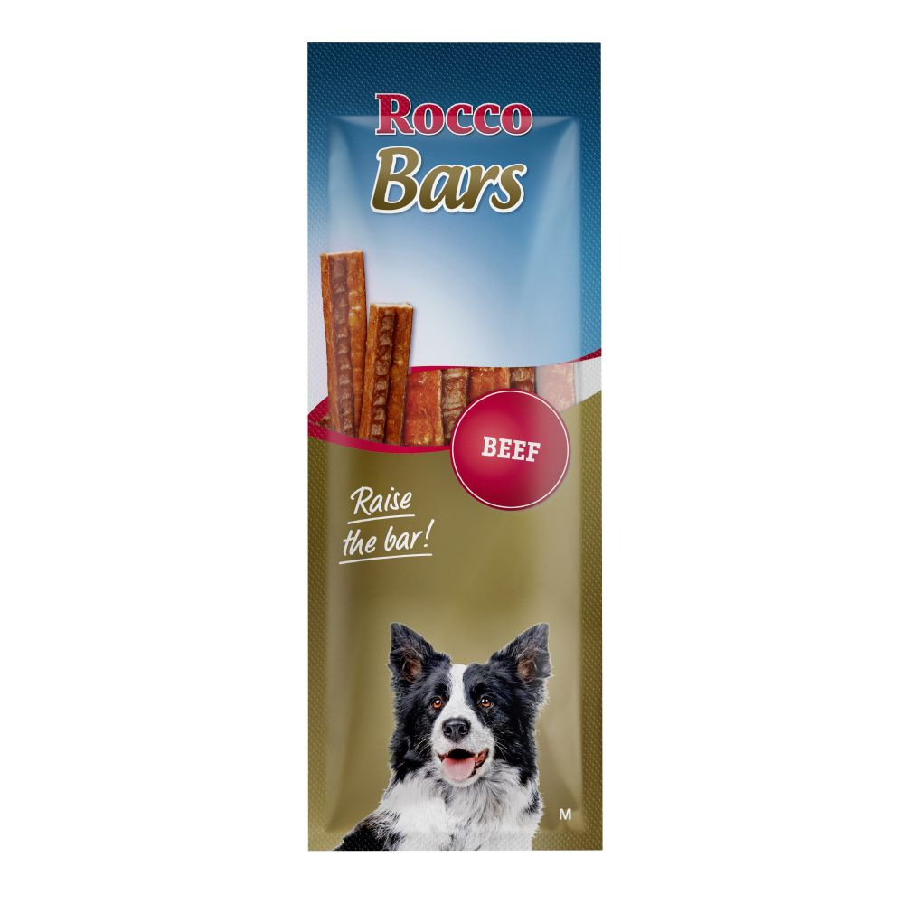 12x50cm large beef dog chews Rocco Chew Bar