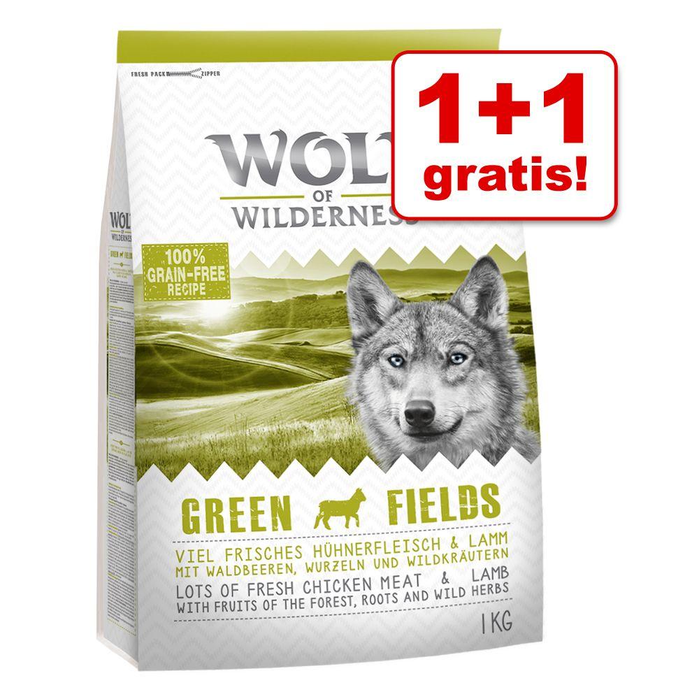 1 + 1 gratis! Wolf of Wil