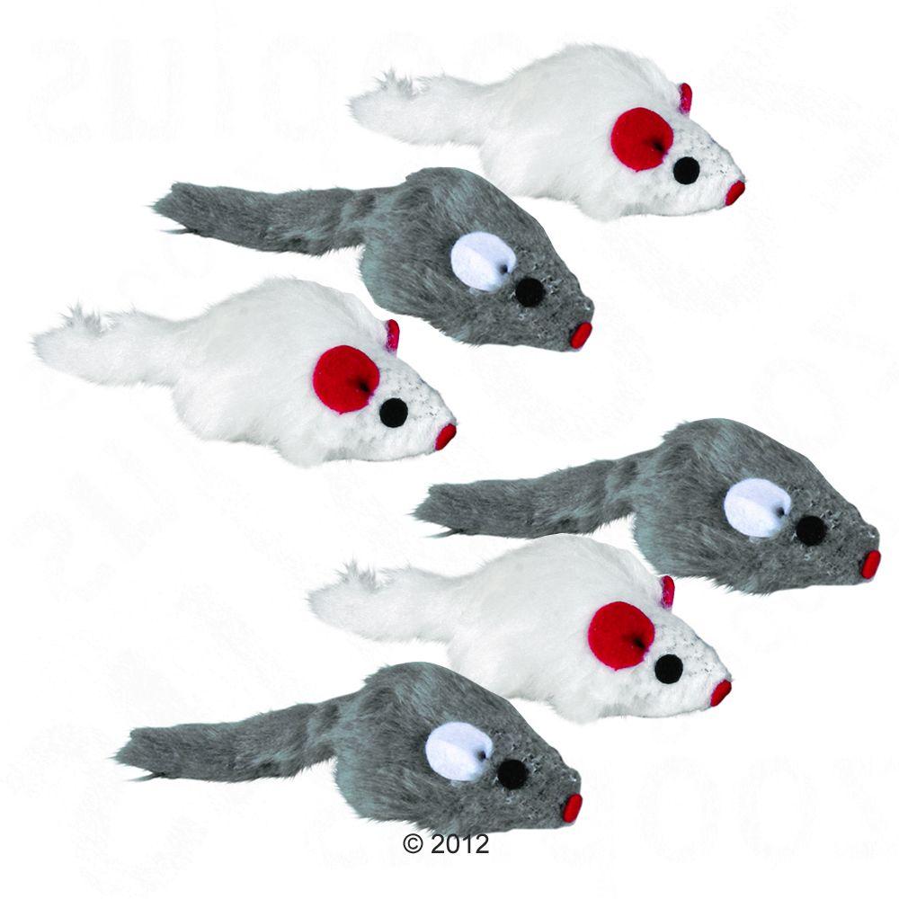 trixie-macskajatek-pluess-egerek-6os-csomagolas-6-darab