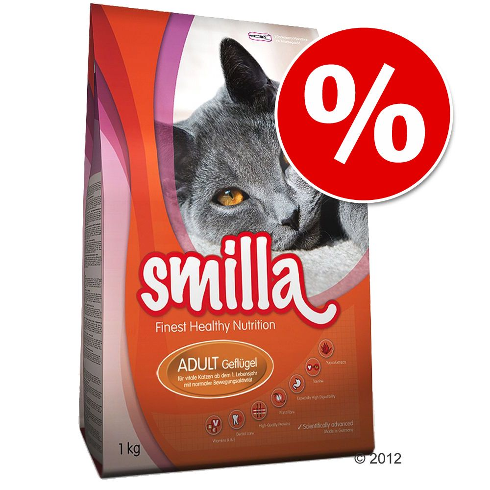 1 kg Smilla torrfoder till prova-på-pris! – Urinary