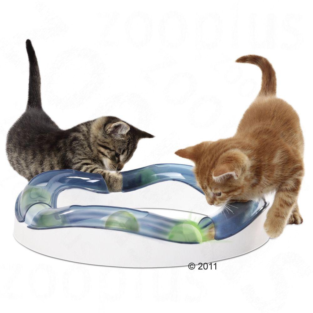 Image of Gioco per gatti Hagen Catit Design Senses Tempo - 1 Palla Catit Senses 2.0 Fireball