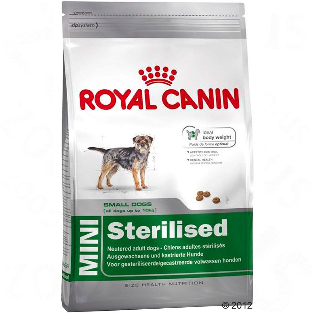 Royal Canin Mini Adult Sterilised - 2 x 8 kg