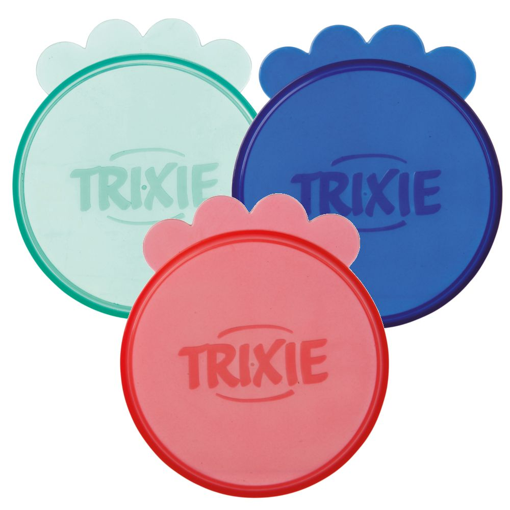 Trixie Pet Food Can Cover (2 Piece Set)
