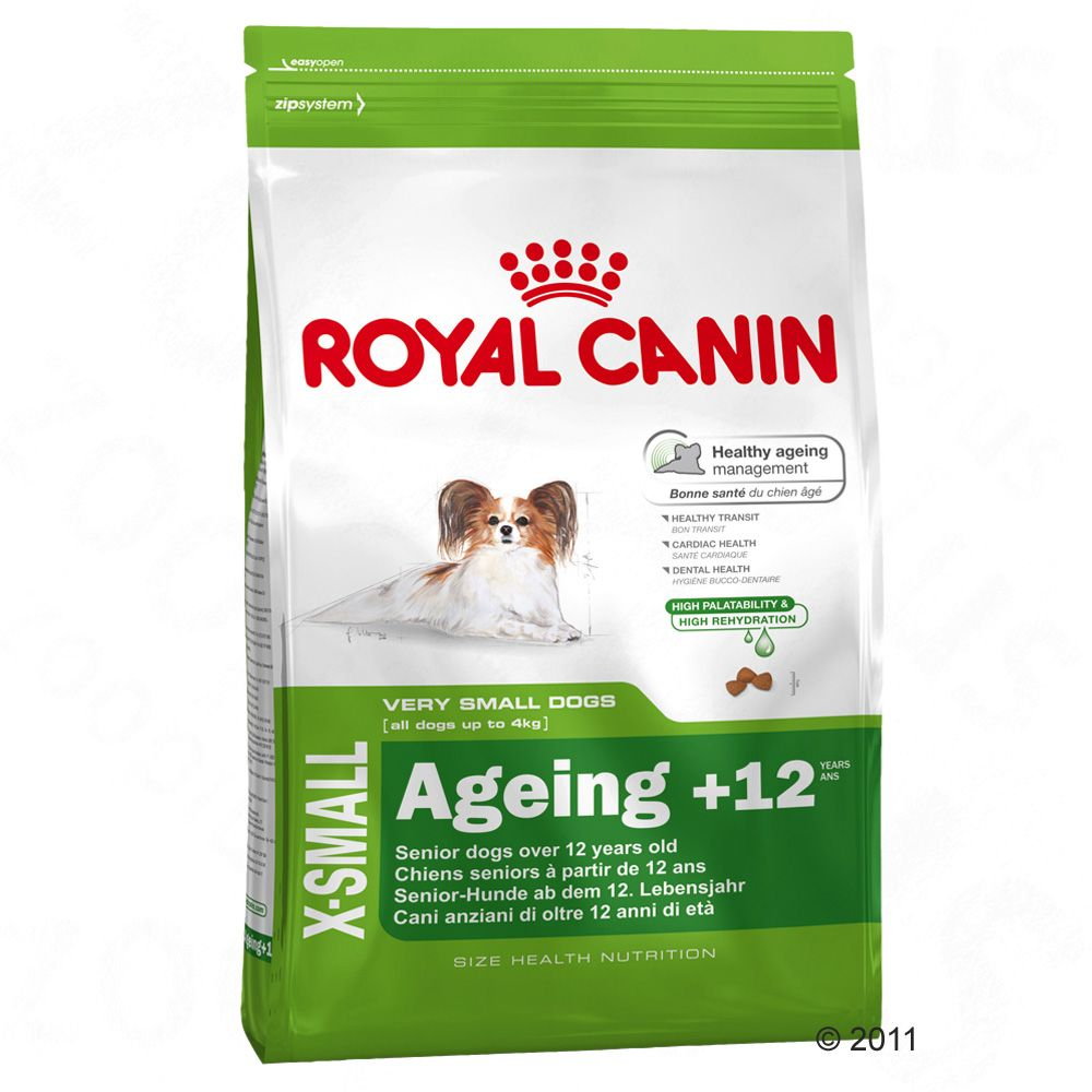 Chien Croquettes Royal Canin Size X Small