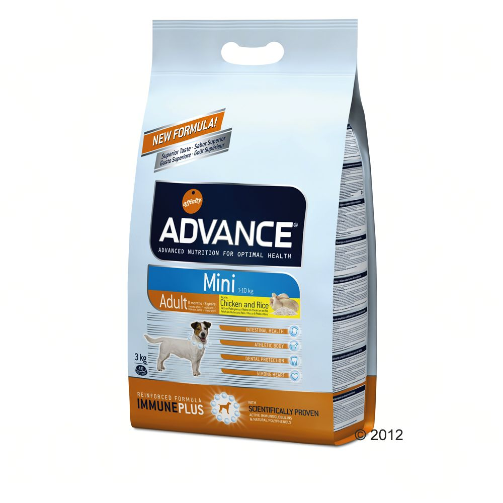 Foto Advance Mini Adult - 7,5 kg Affinity Advance
