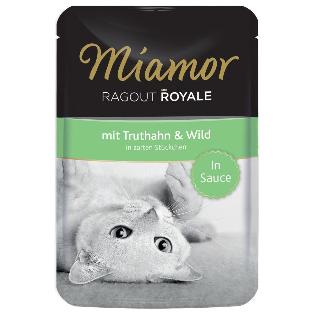 Miamor Ragout Royale in Soße 22 x 100 g - Huhn ...
