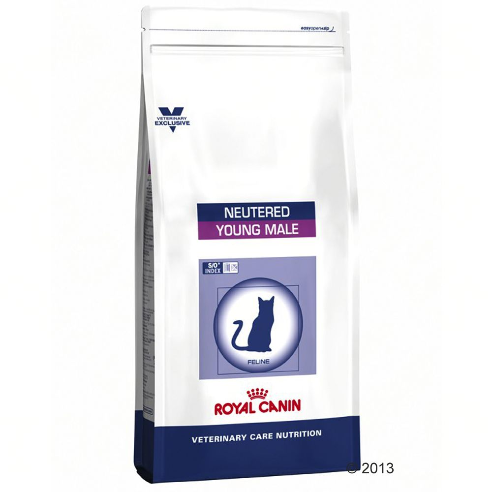 Royal Canin Neutered Young Male - Vet Care Nutrition - Ekonomipack: 2 x 10 kg