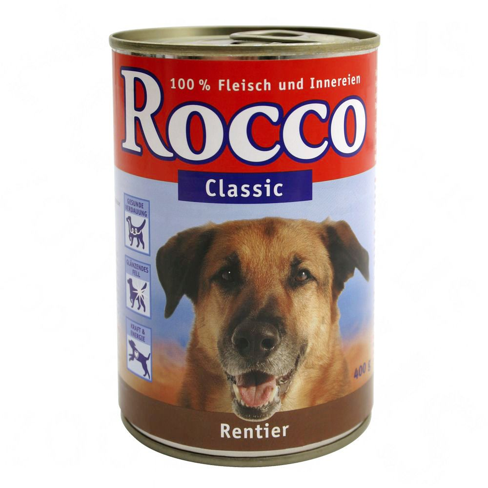 Rocco Classic Saver Pack 12 x 400g - Pure Beef
