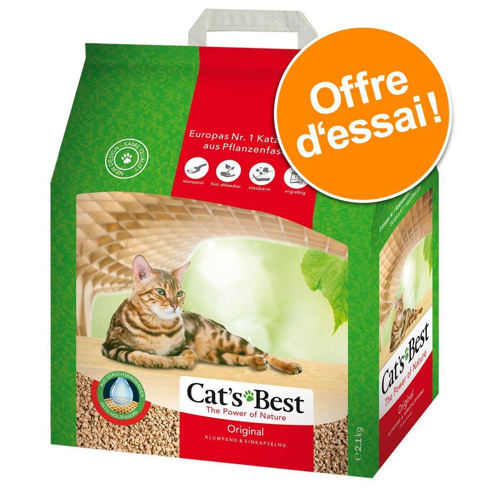 5L Cat's Best Öko Plus / Original - Litière pour chat