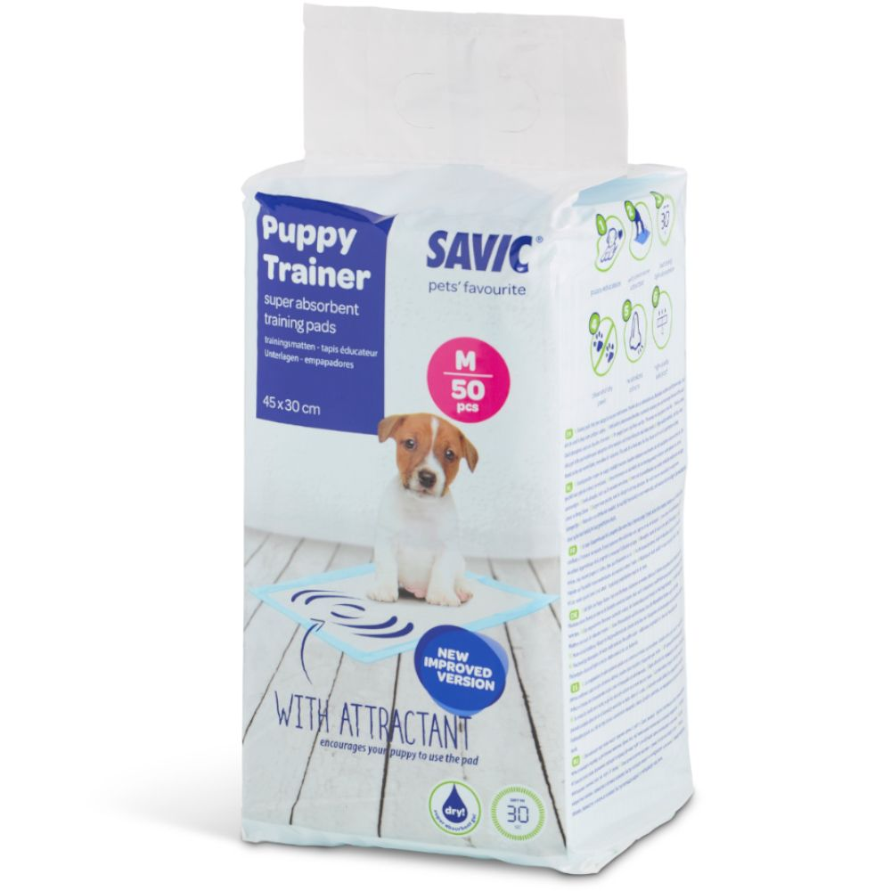 Savic Puppy Trainer Medium Pads 50 pads