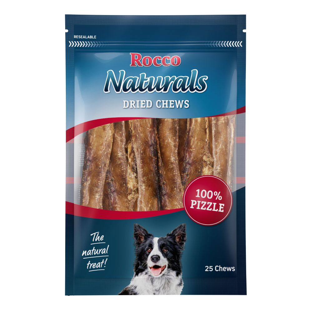 Rocco Dried Pizzle Dog Chews