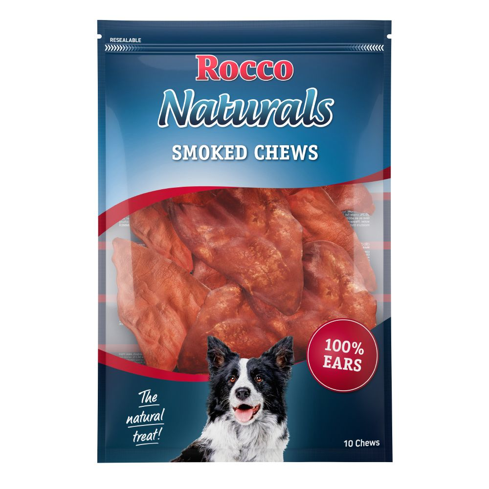 Rocco Smoked Cows' Ear Dog Chew