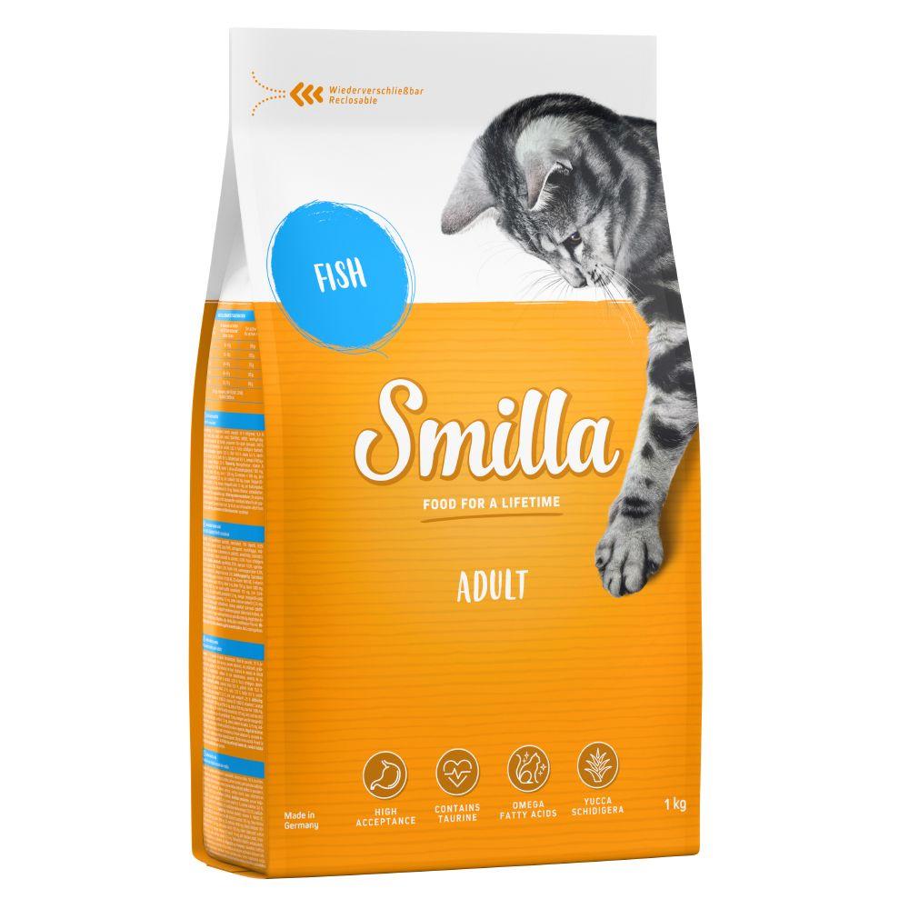 2x10kg Adult poisson Smilla - Croquettes pour Chat