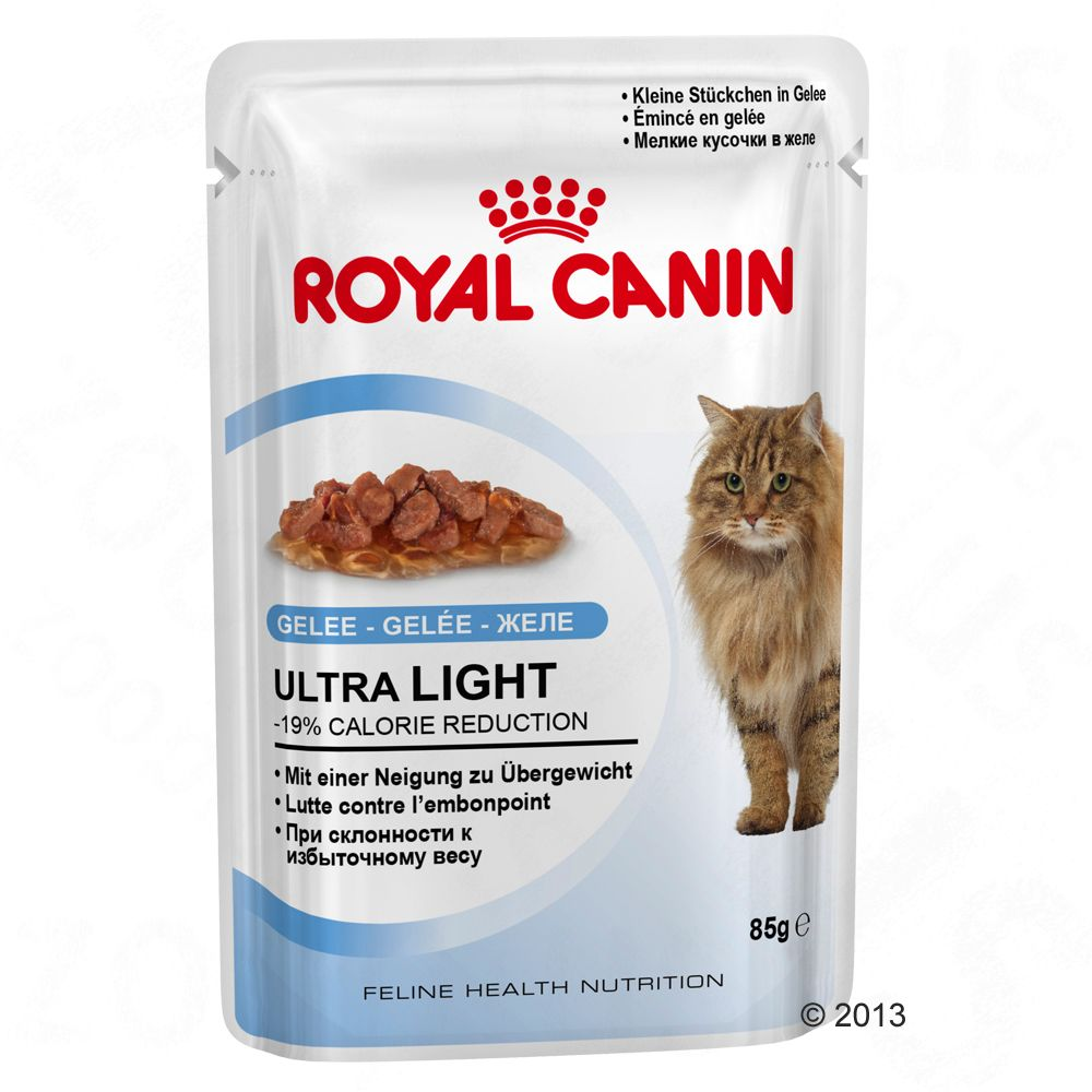 Royal Canin Ultra Light in Gelee – 24 x 85 g