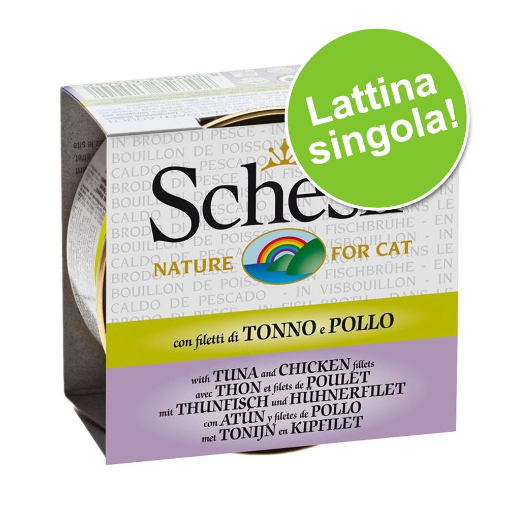 Image of Schesir in Brodo di cottura 1 x 70 g - Tonnetto