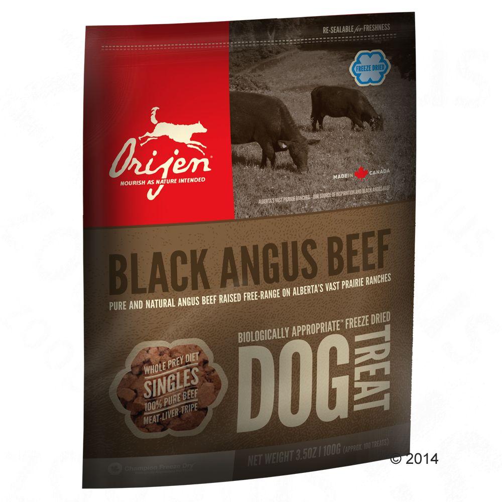Orijen Black Angus przysmak dla psa - 100 g
