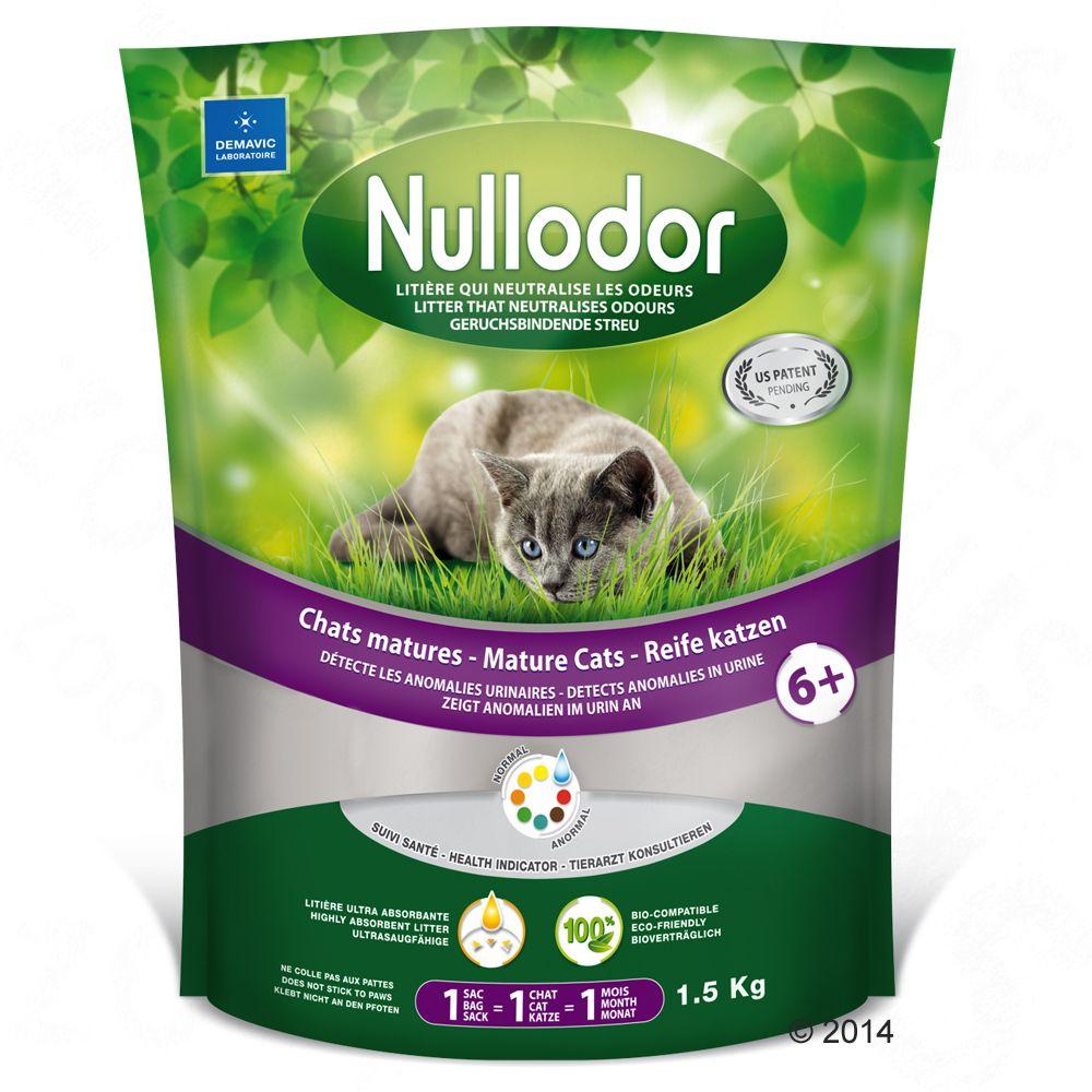 Chat Litière Nullodor