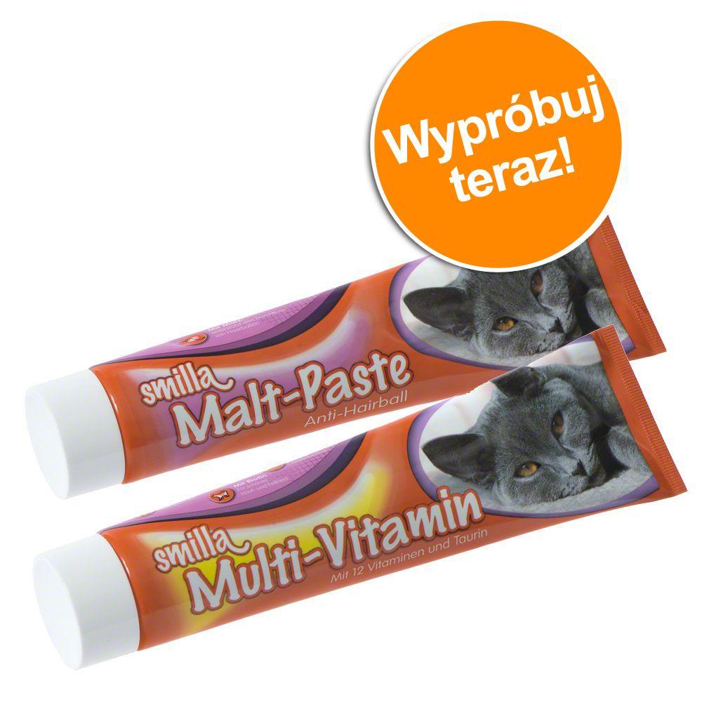 Pakiet próbny: Smilla pasta witaminowa i słodowa - 2 x 200 g