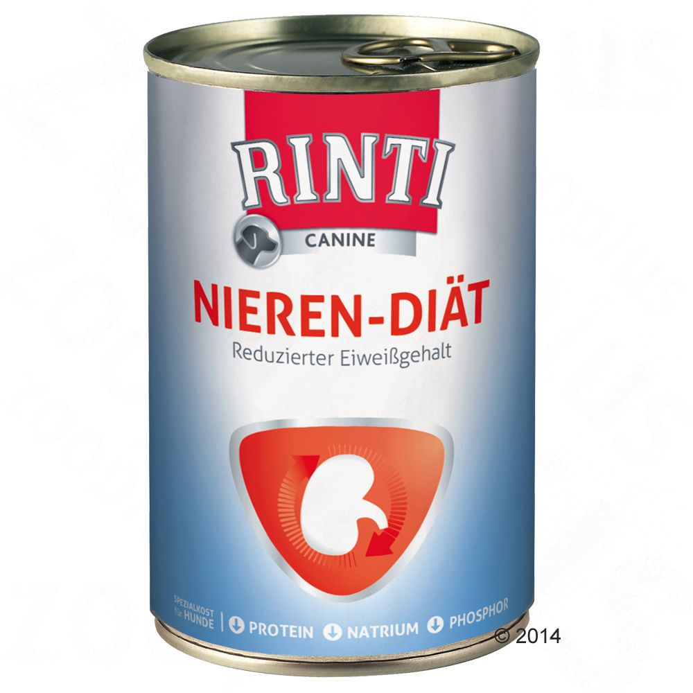RINTI Canine Renal - 6 x 400 g