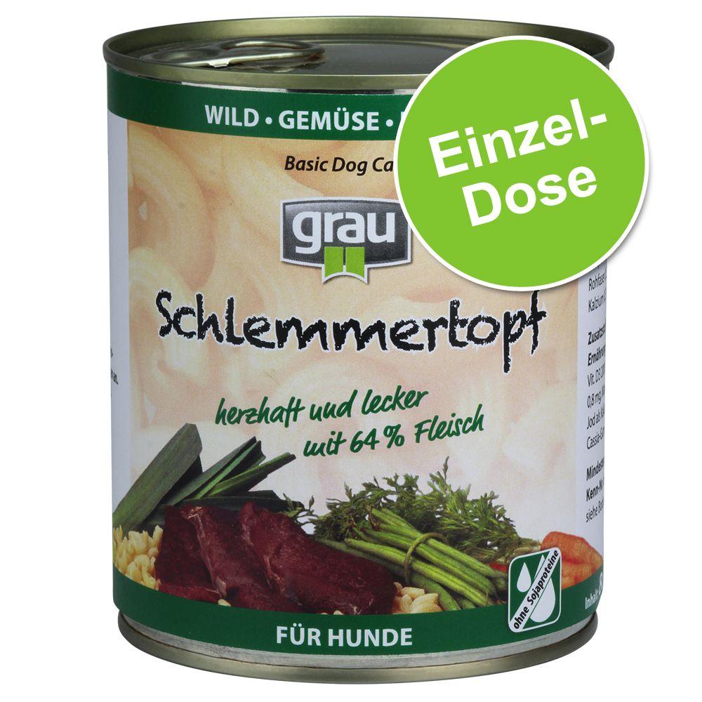 Grau Schlemmertöpfe 1 x 800 g - Lamm mit Vollko...
