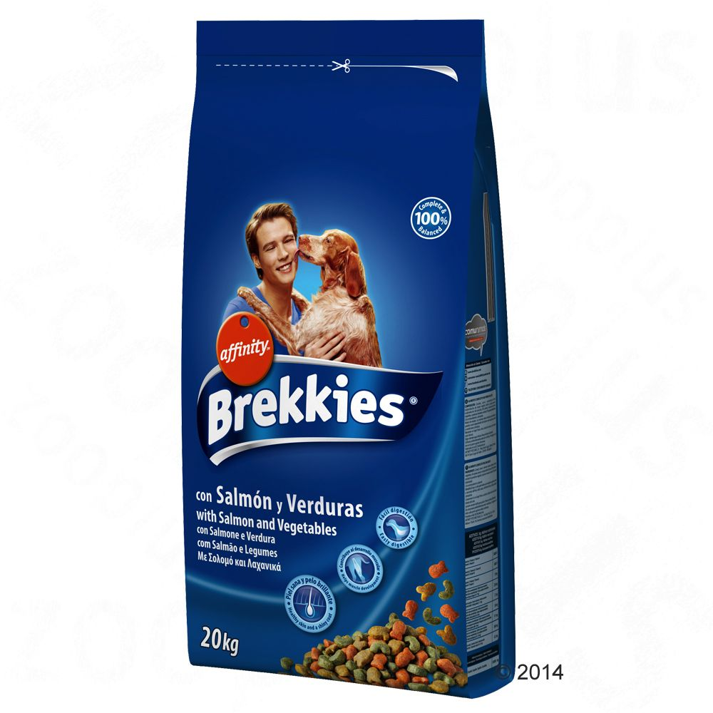Foto Brekkies Dog Mix Fish - 20 kg Affinity Brekkies