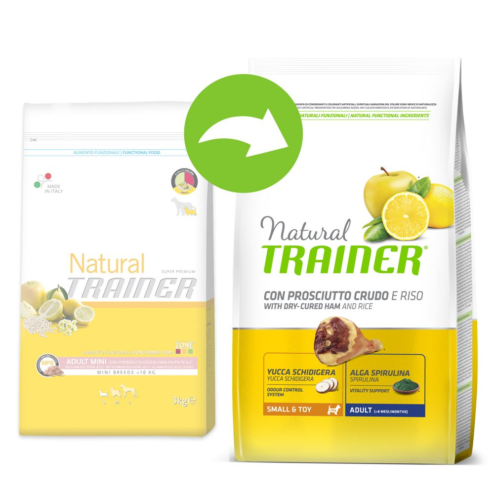 Trainer Natural Adult Min
