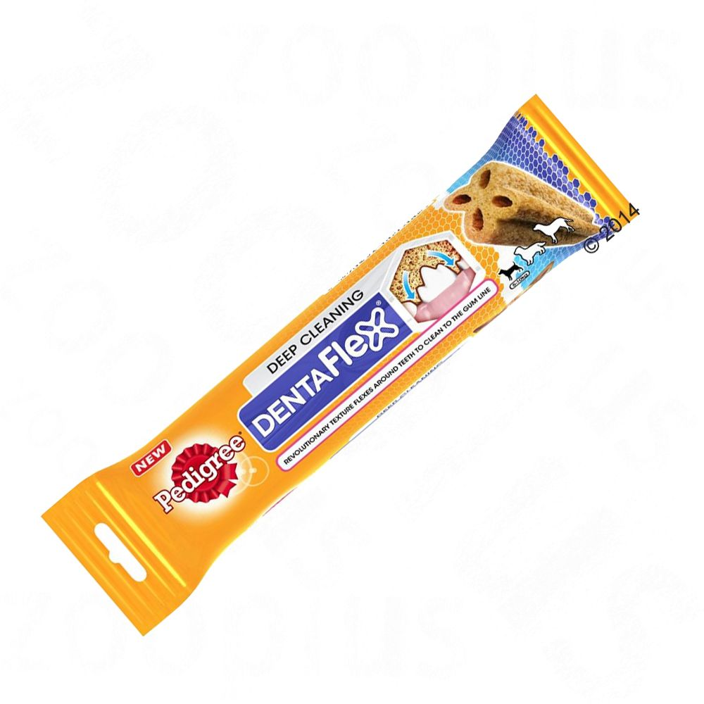 Pedigree DentaFlex - Dla średnich psów, 80 g