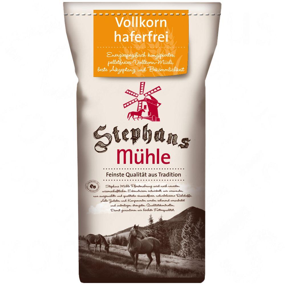 Stephans Mühle Aliment sans avoine pour cheval - 25 kg
