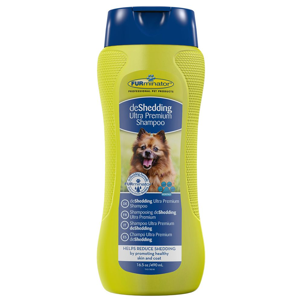 FURminator deShedding Ultra Premium Shampoo - 490ml