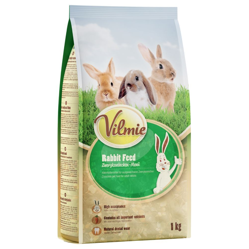 Vilmie Dwarf Rabbit Feed