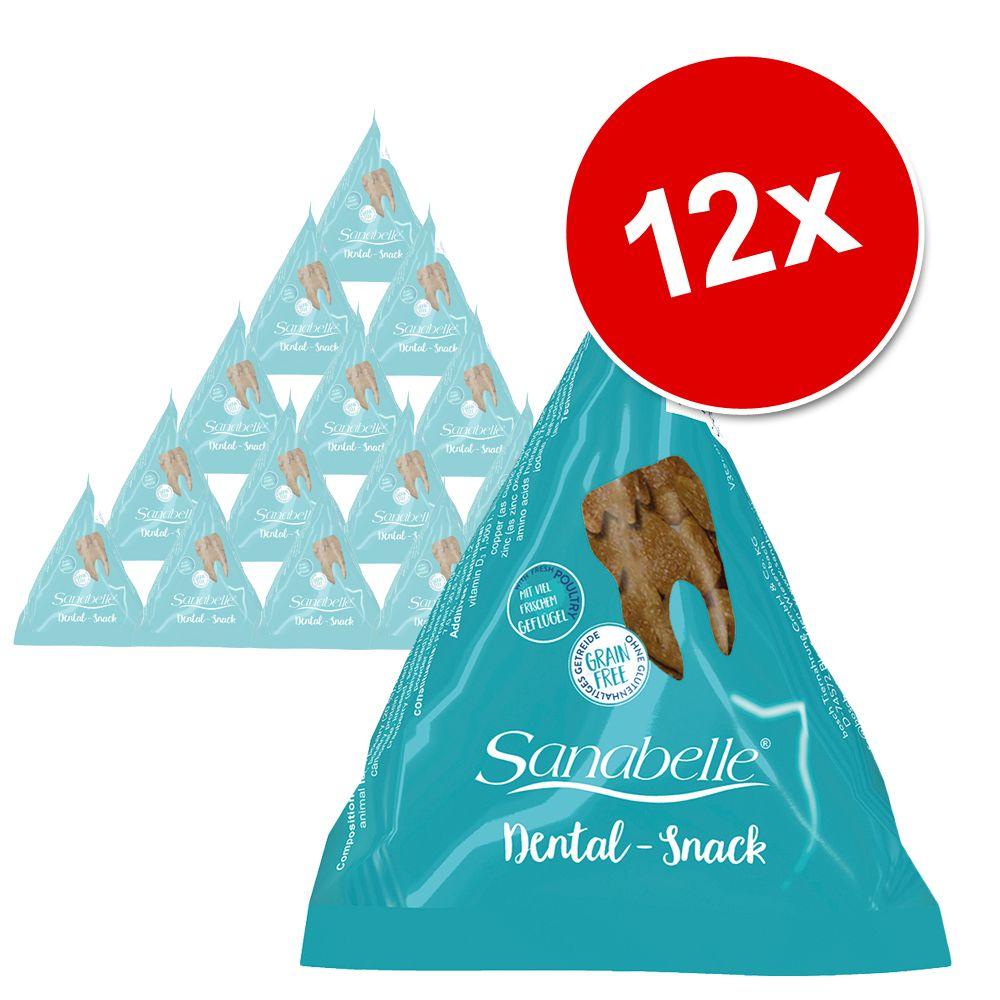 Sparpaket Sanabelle Snack 12 x 20 g - Hairball ...