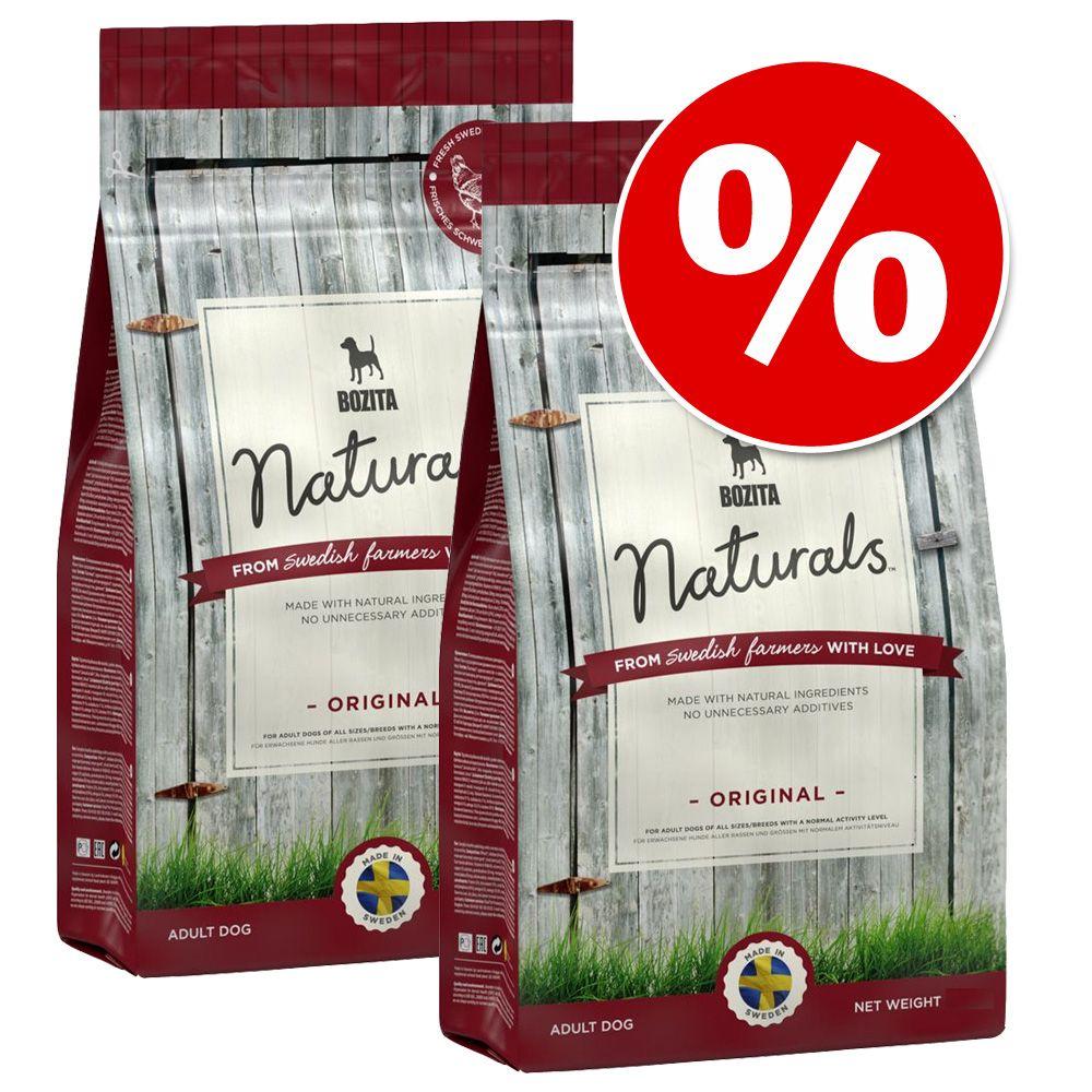 bozita-naturals-gazdasagos-csomag-2-x-nagy-tasak-naturals-light-2-x-10-kg