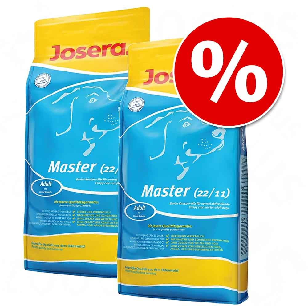 Dwupak Josera Profiline, 2 x 15 kg - Master