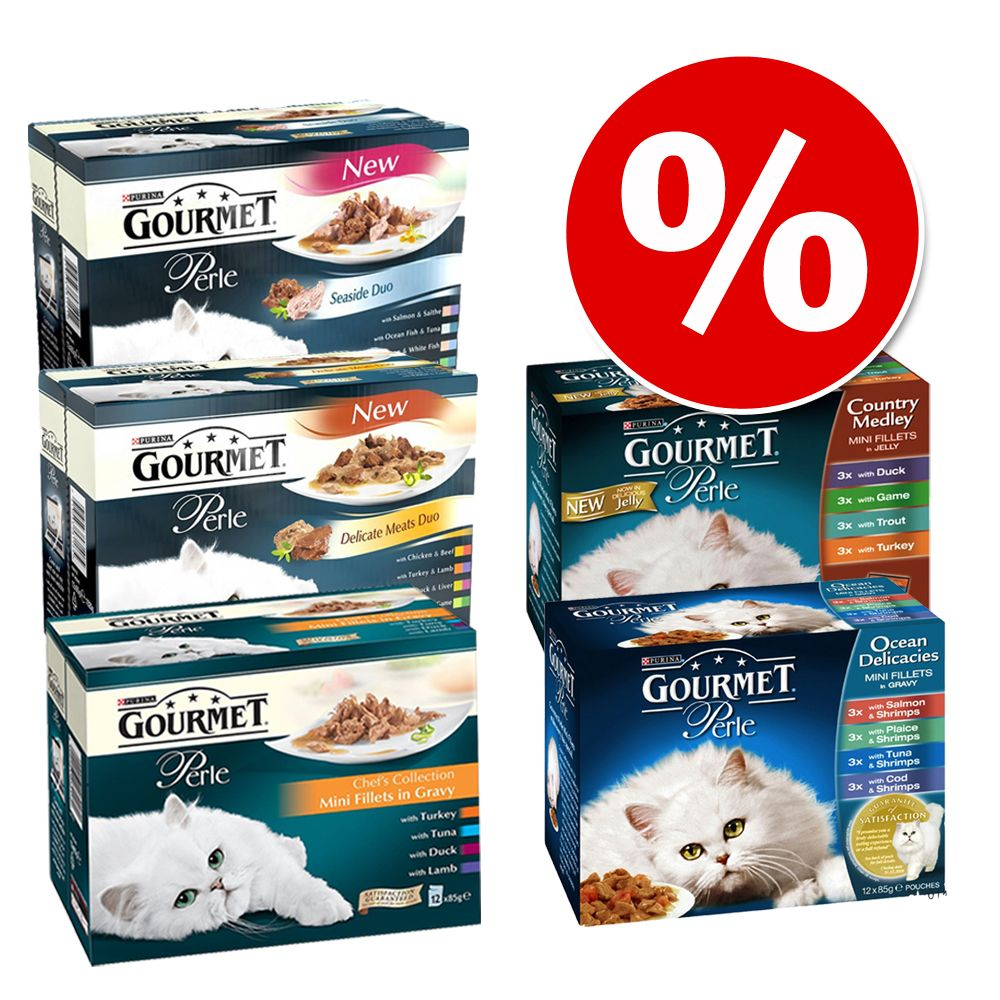 Foto Tutto in 1 click! Gourmet Perle - 5 set misti in uno!