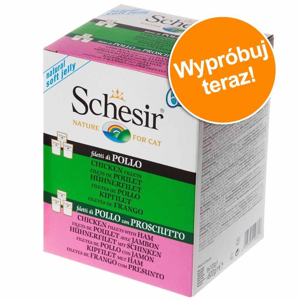 Pakiet próbny Schesir w g
