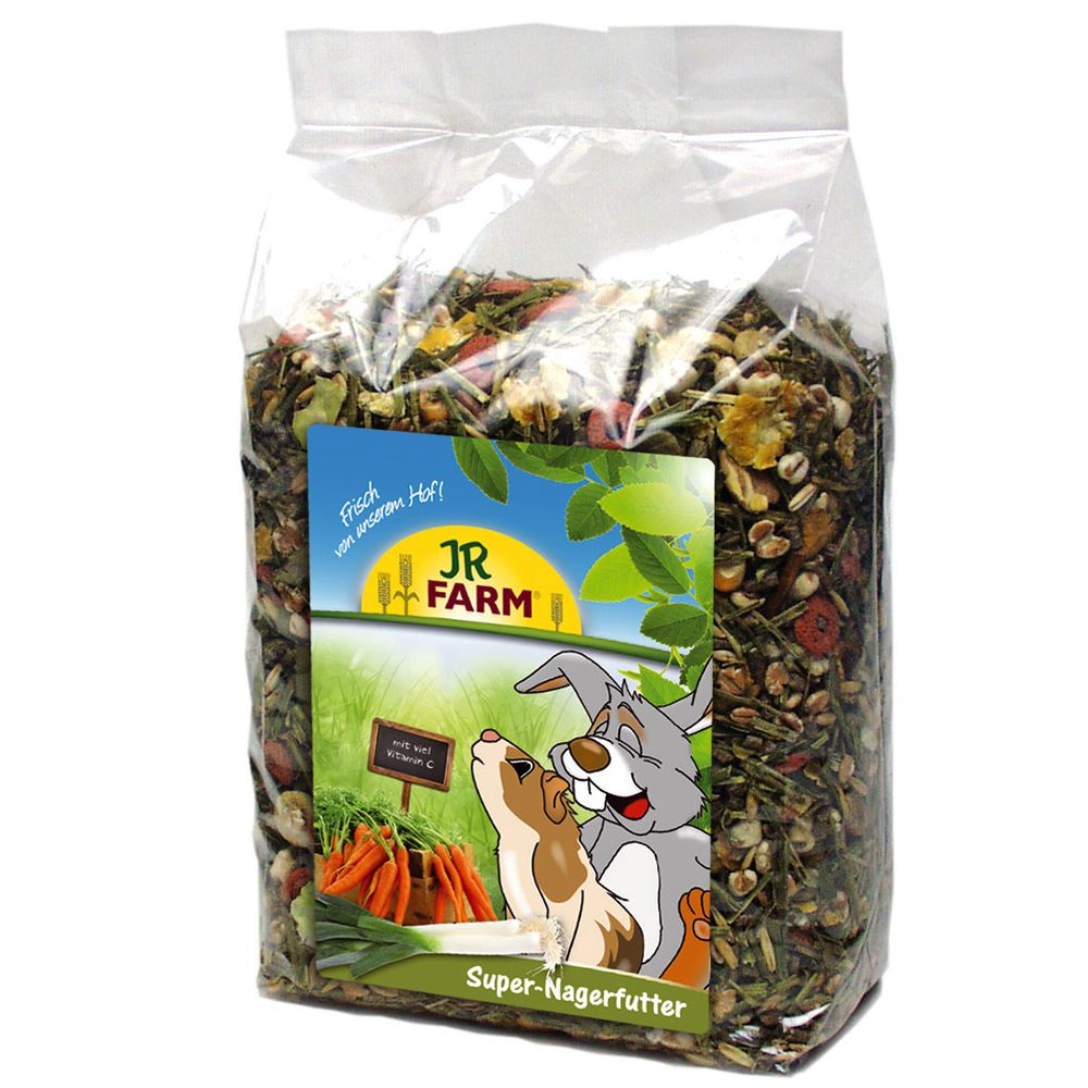 JR Farm Super-Nagerfutter - 4 kg exklusiv bei zooplus