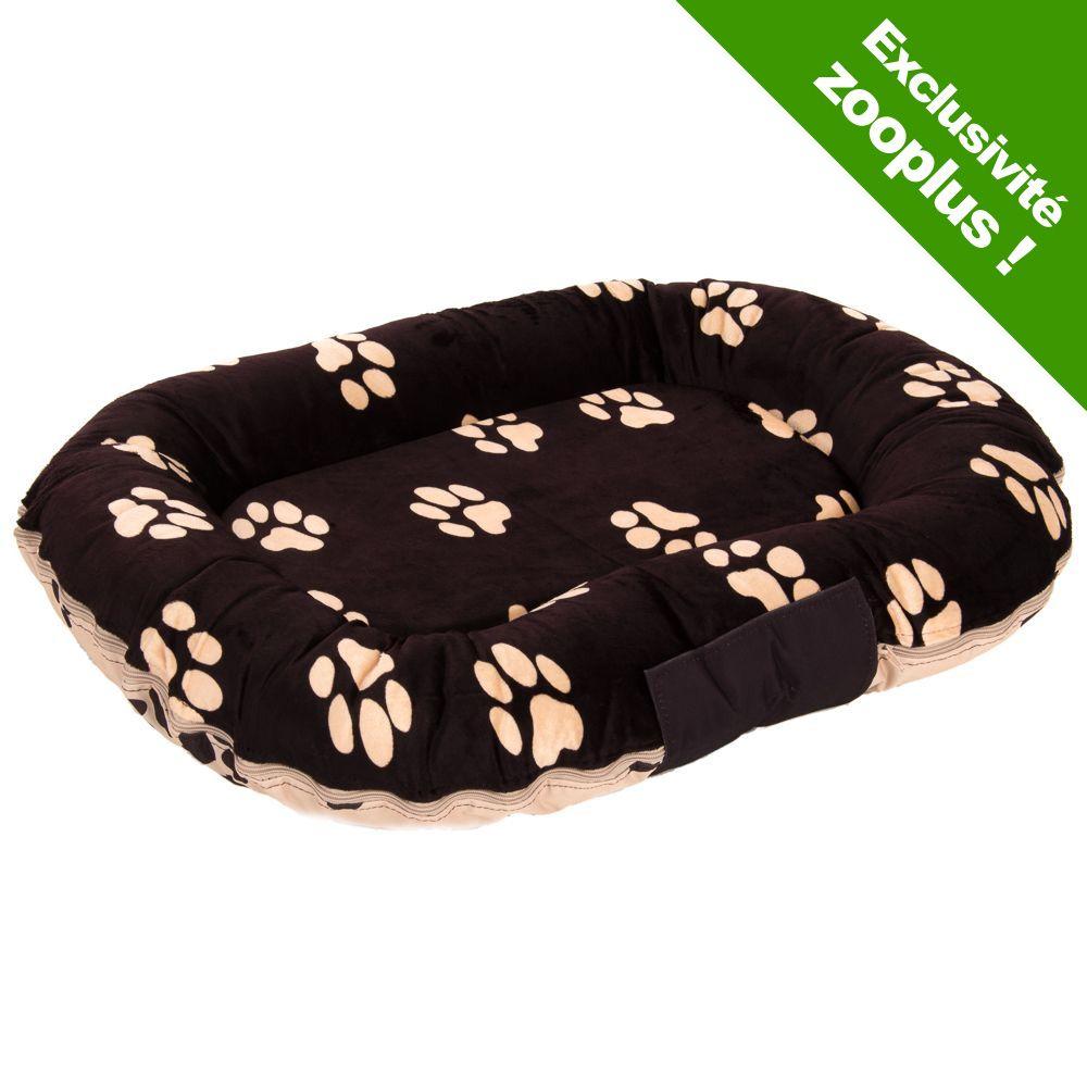 Coussin Strong&Soft Paw pour chien - L 80 x l 60 x H 14 cm