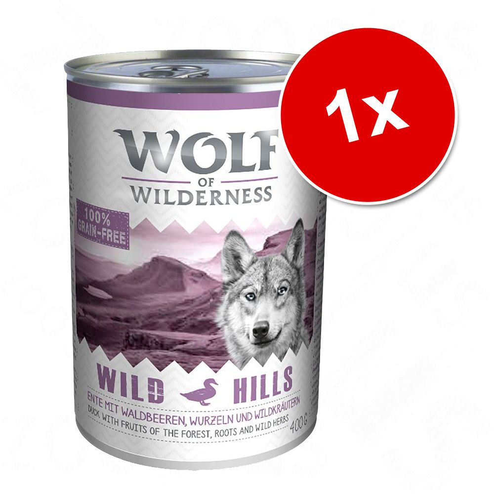 Wolf of Wilderness Adult,