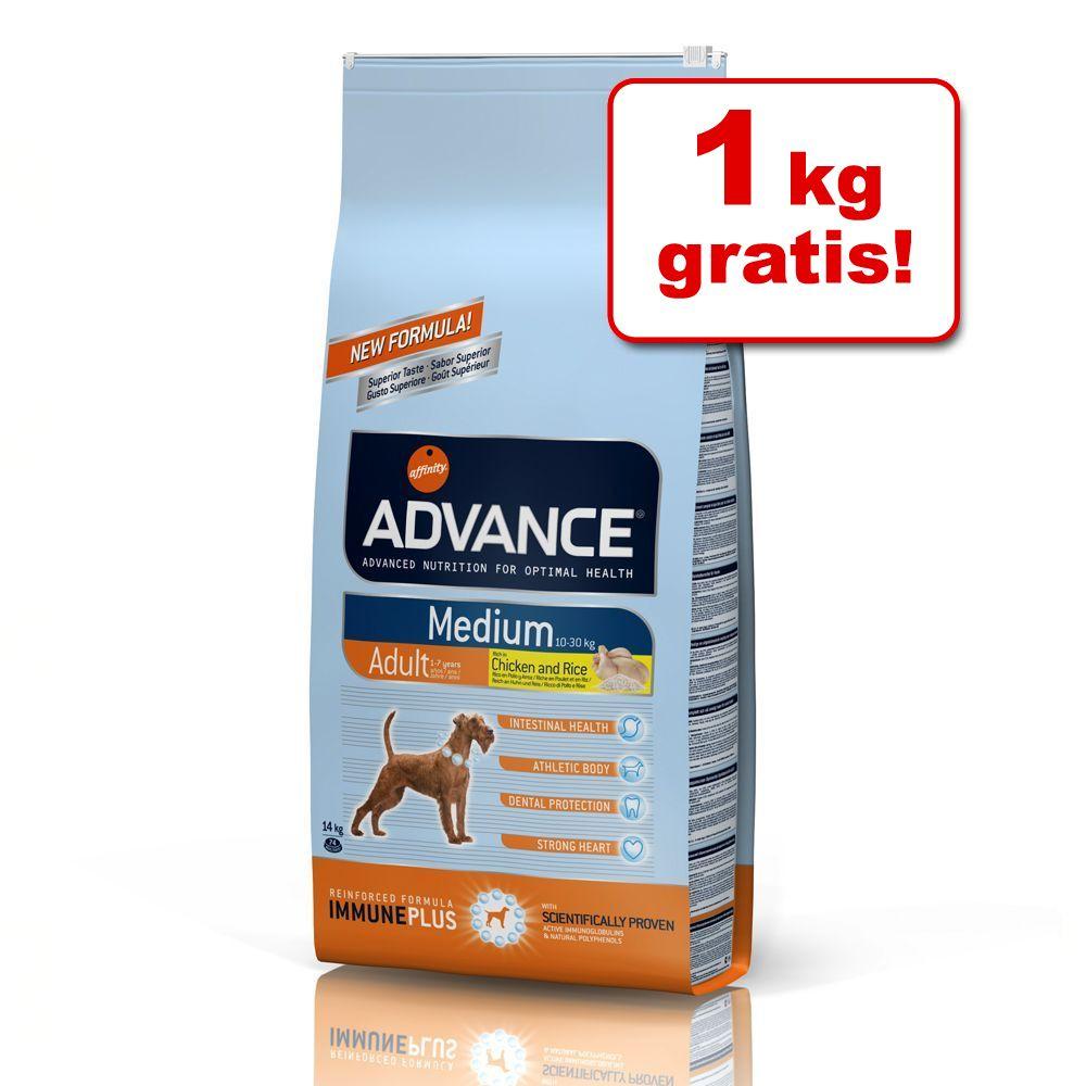Image of Affinity Advance + 1 kg gratis! - Sensitive Salmone e Riso 12 kg