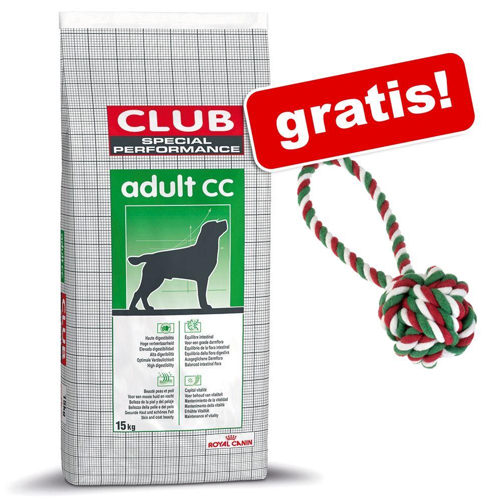 Royal Canin Club / Selection + Świąteczna piłka na sznurku gratis! - Selection Croc, 15 kg