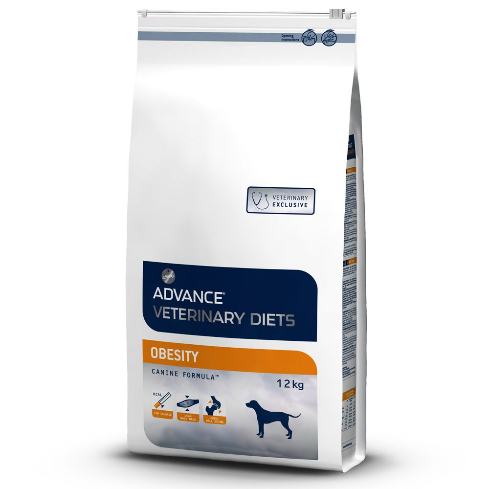 Advance Veterinary Diets Obesity - Economy Pack: 2 x 12kg