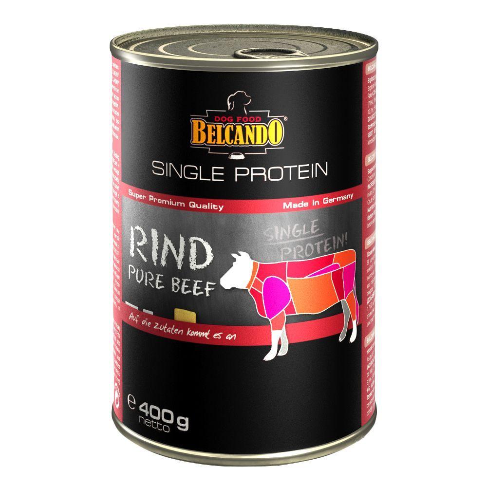 Bilde av Belcando Single Protein 6 X 400 G - Kylling