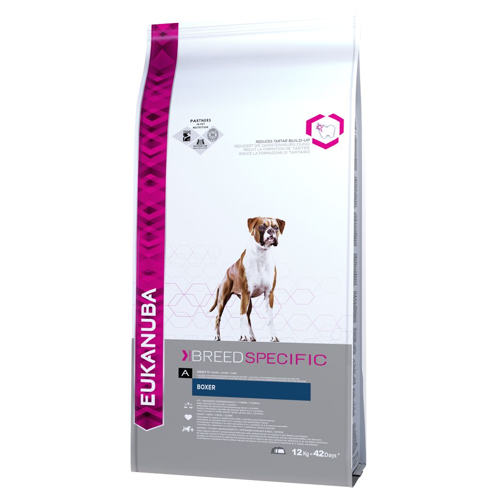 Boxer Adult Eukanuba Breed Specific Dry Dog Food