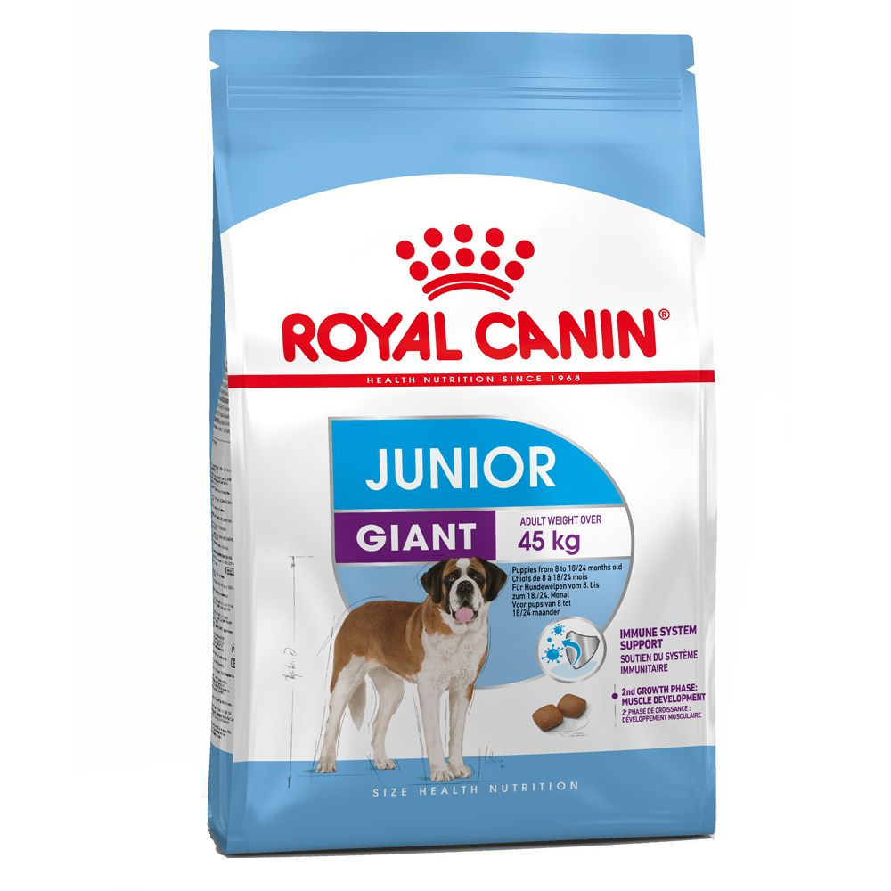 Giant Junior Royal Canin Dry Dog Food