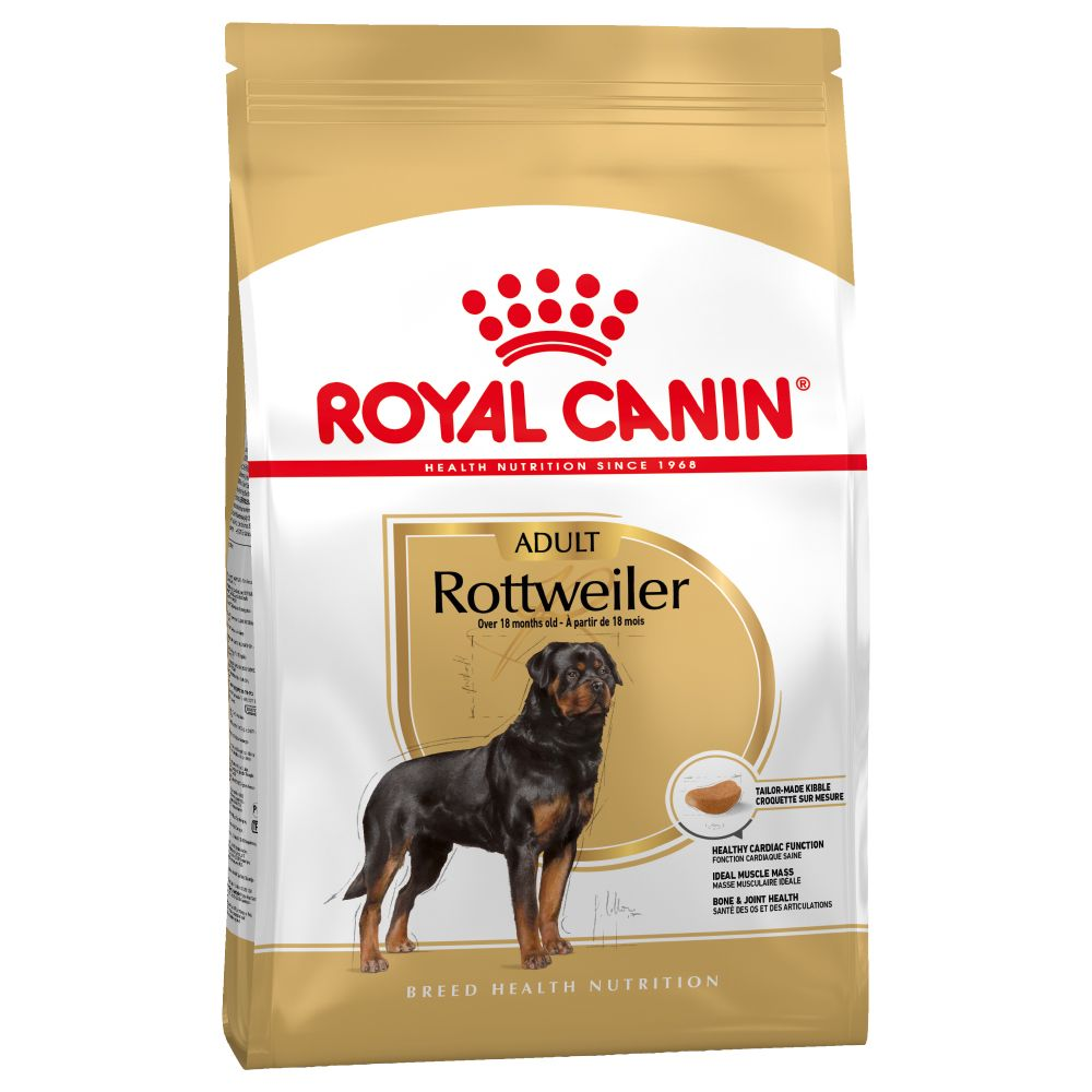 2x12kg Rottweiler Royal Canin Dog Food